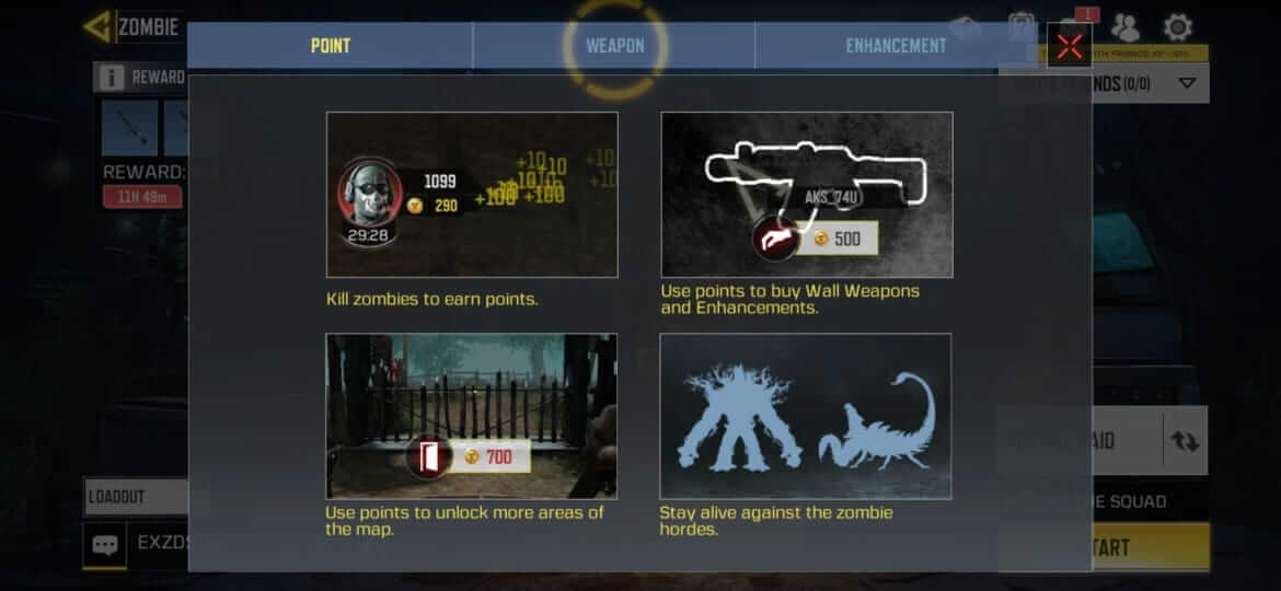 Download And Play Call of Duty Mobile Zombie Mode (Test Server)