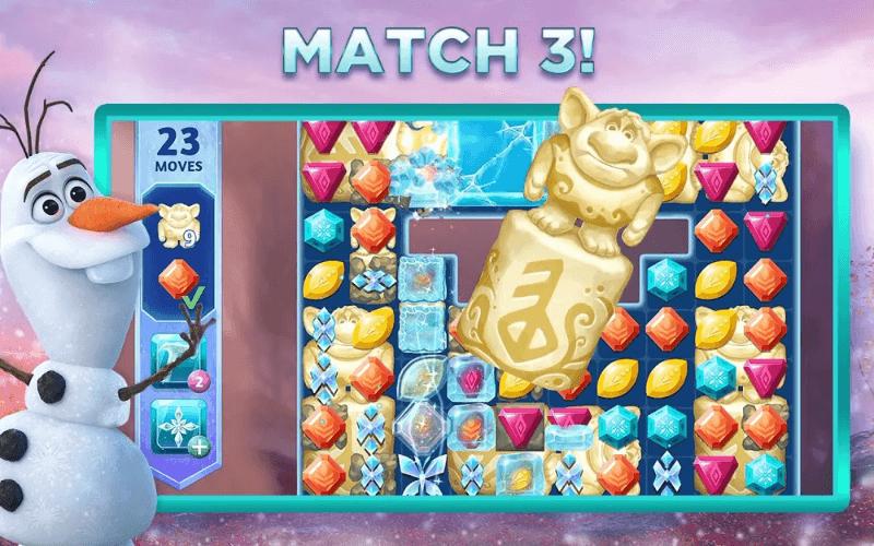 Disney Frozen Adventures Has Been Released: Download Now