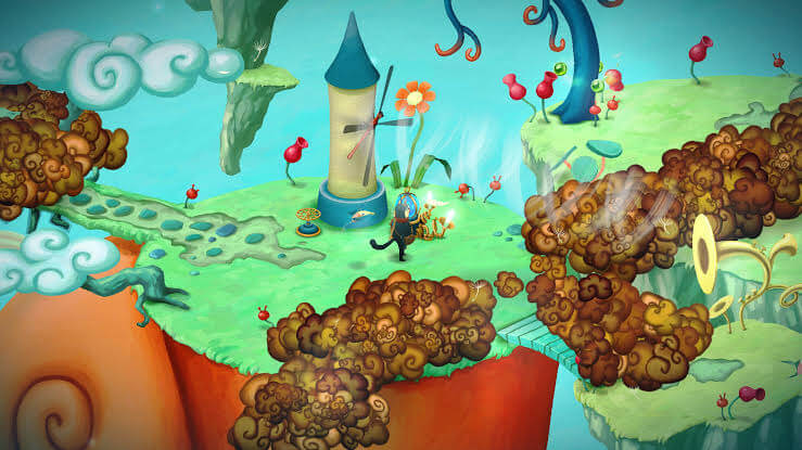 Explore The Human Mind In Action Puzzler Figment: Journey Into The Mind, Now Available For iOS