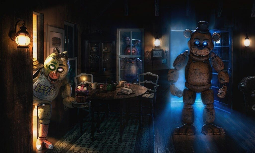 Five Nights at Freddy's AR: Special Delivery Gets Android And iOS Release
