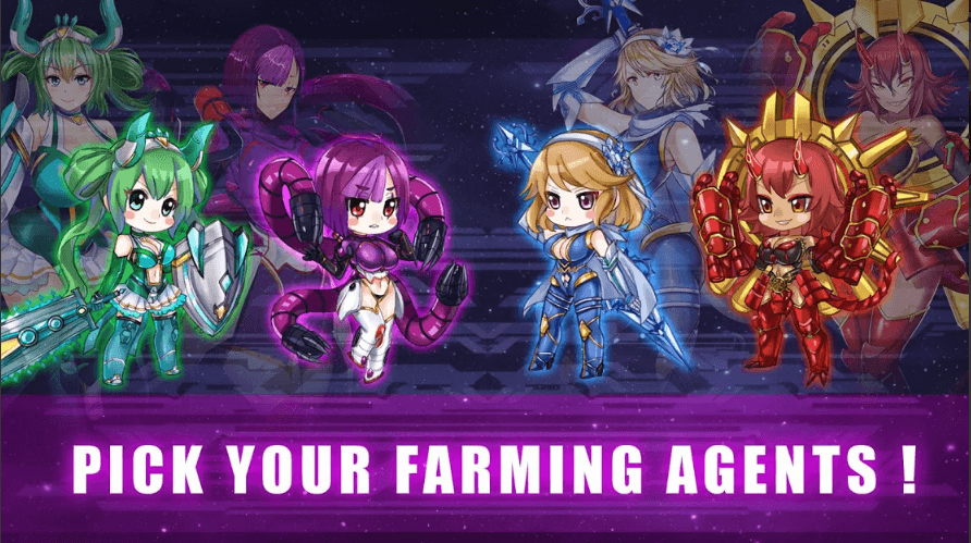 Idle Space Farmer Is Now Available For Pre-Registration