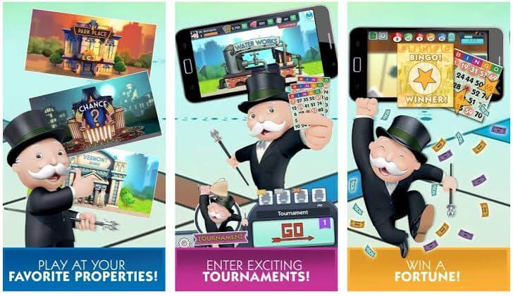 Monopoly Mobile Game Is Now Available For Pre-Registration