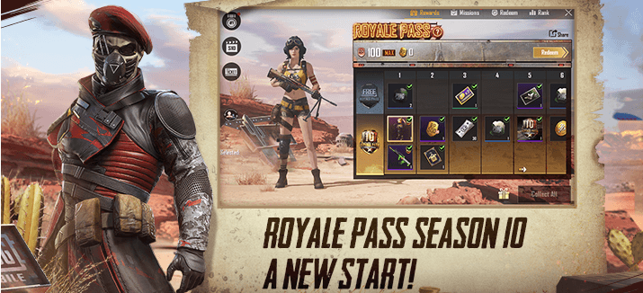 PUBG Mobile 0.15.5 Update Patch Notes