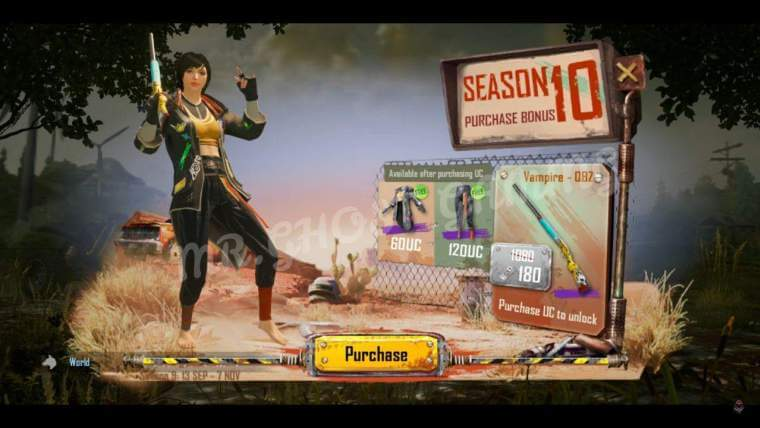 PUBG Mobile Season 10 And Update 15.5 Upcoming Features