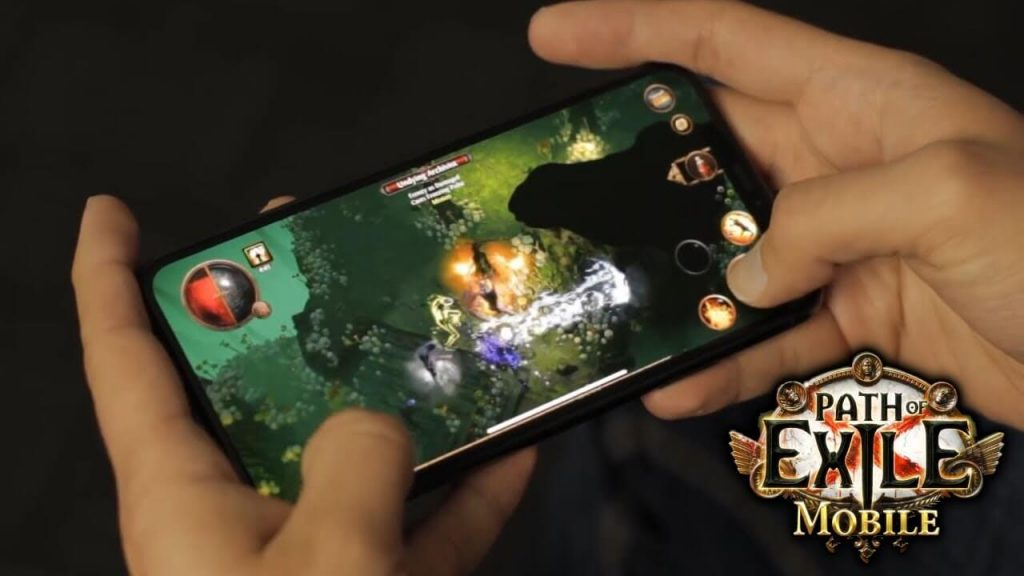 Grinding Gear Games Put 'Path Of Exile' On Phone