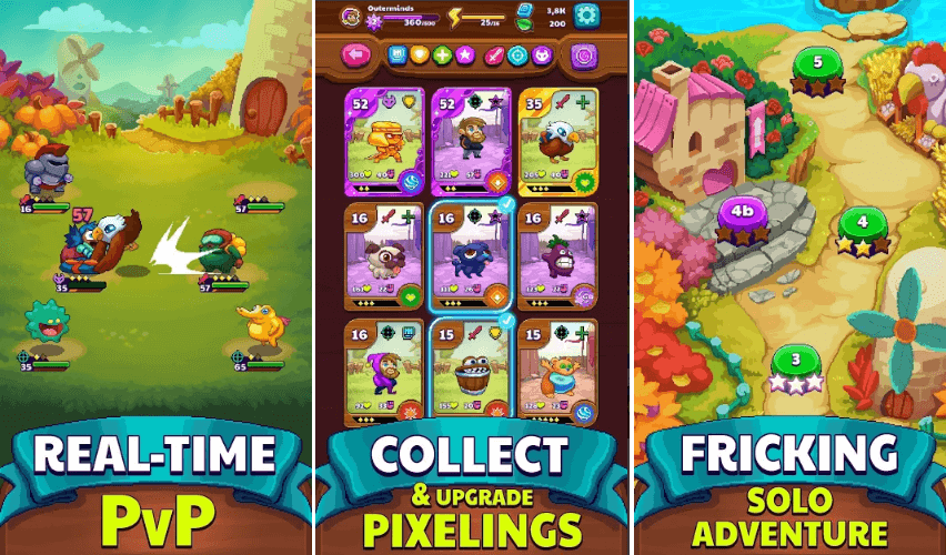 Pewdiepie Launches 'PIXELINGS' For Android And iOS