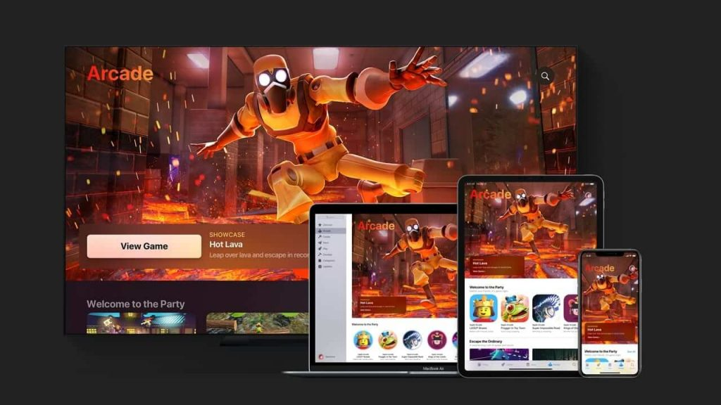 Apple Is Offering Annual Subscription Option For Apple Arcade