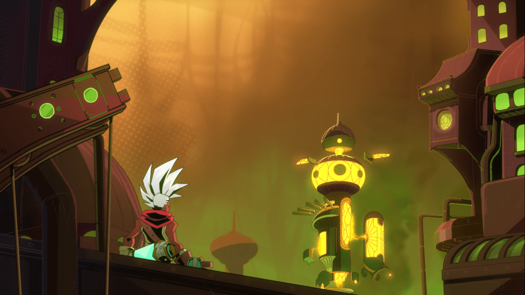 'CONV/RGENCE' Is An Action Platformer Game Based On LoL Story By Riot Forge
