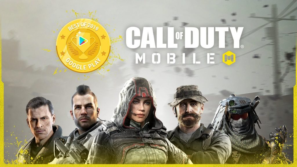 Call of Duty Mobile Is The Google Play Best Game Of The Year