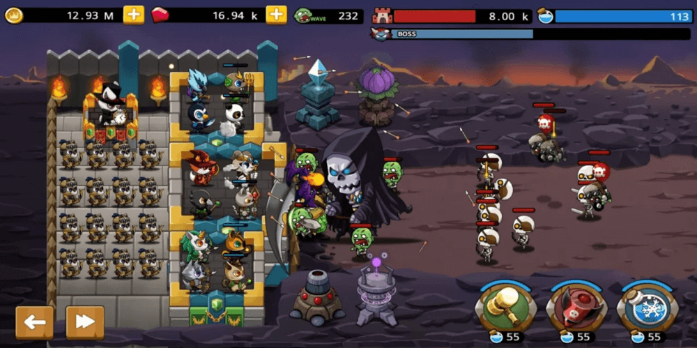 Mobirix Has Started Taking Pre-Registrations Of 'Castle Defense King' Strategy Game