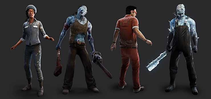 Dead by Daylight Mobile Holiday Celebrations