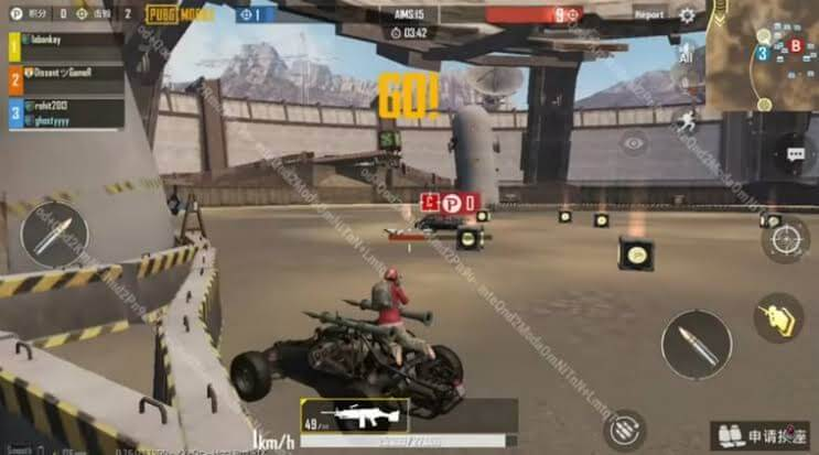 Everything About PUBG Mobile Death Race Mode