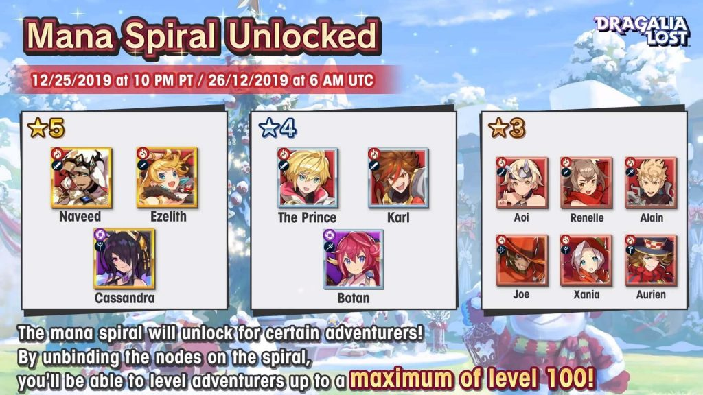 Dragalia Lost 1.15.1 Update, Monster Hunter Collaboration & Much More