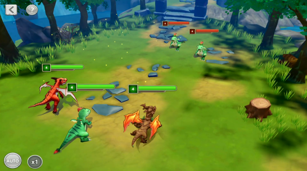 'Dragon Tamer' By HAHA Happiness Gets A Beta Test