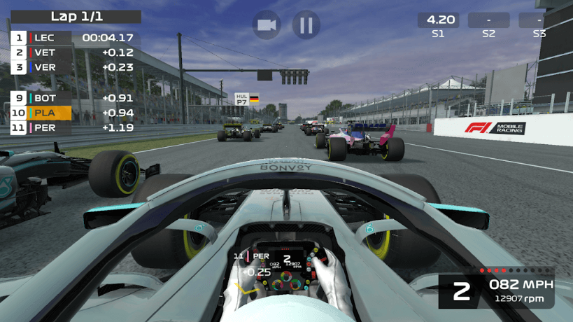 F1 Mobile Racing Game Review