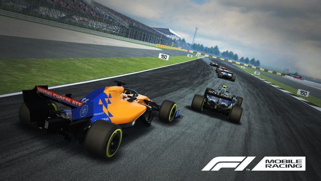 eSports Arrives in F1 Mobile Racing Game