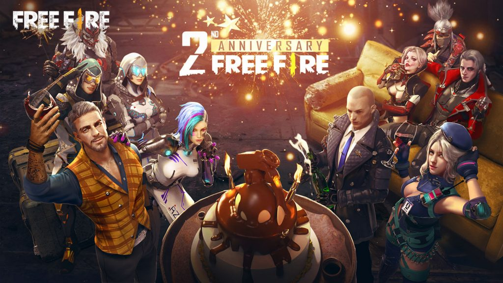 Garena Free Fire Latest HD Wallpapers