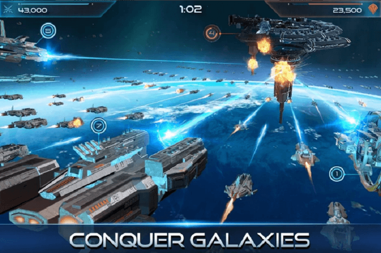 Galaxy Mobile Game Review