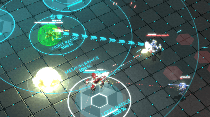 After Android 'Gladiabots' Has Been Released For iOS Devices
