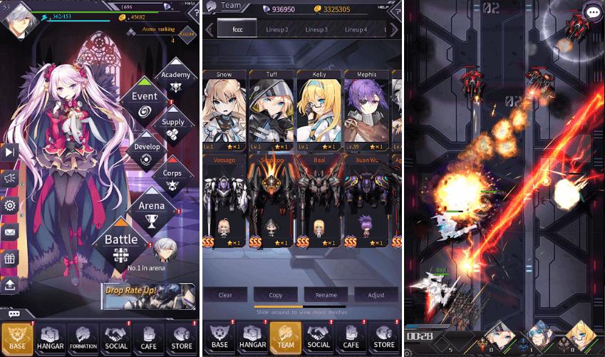 Iron Saga - Battle Mecha Has Been Released: Download Now