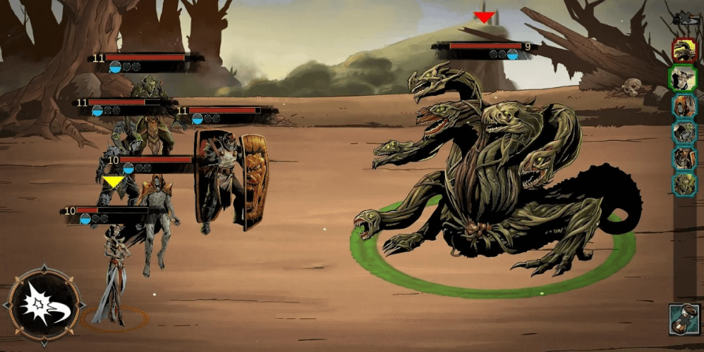 Lazara Battle Heroes A Fantasy RPG Opens Early Access For Android