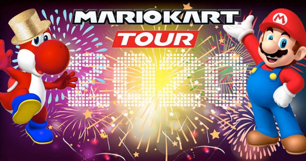 Mario Kart Tour To Get An Update On New Year!