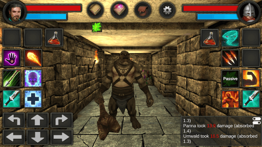 Moonshades A Dungeon Crawler Now Available On iOS