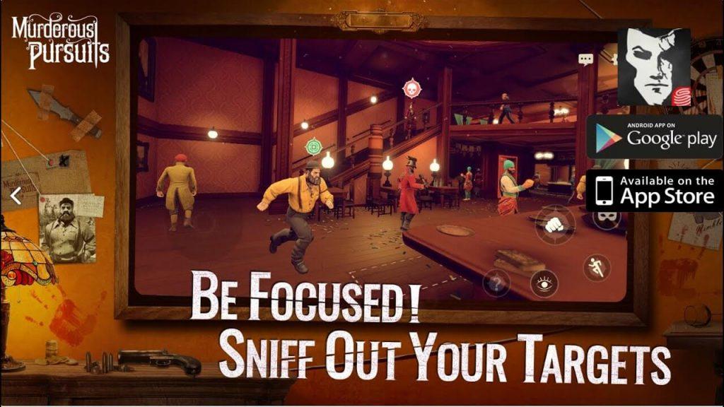 NetEase Games Released Murderous Pursuits Mobile Version
