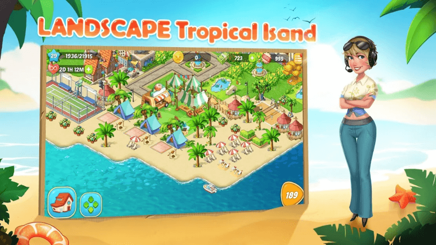 My Tropicaland: Food Paradise Is Now Available To Download