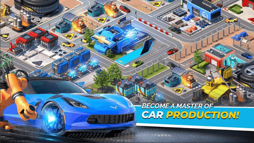 Gameloft's Overdrive City Is Now Available For Pre-Registration On Android Devices