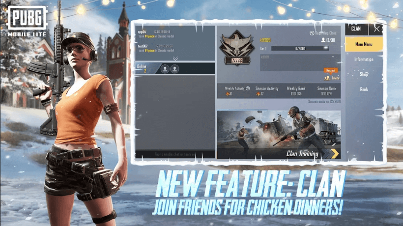 PUBG Mobile Lite Gets Team Deathmatch, New Weapons & Much More