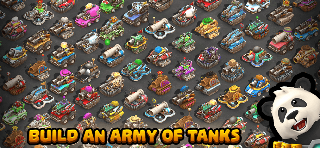 Pico Tanks Is An Upcoming PvP Title For Android & iOS: Pre-Register Now