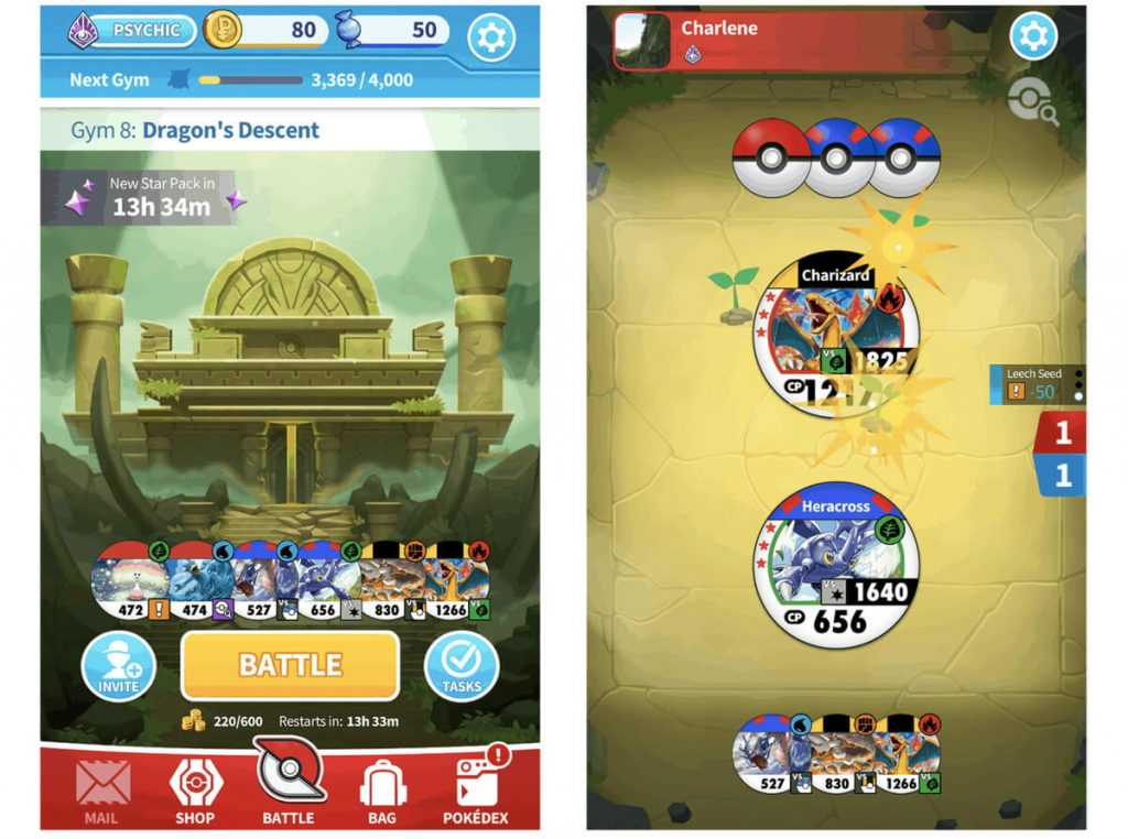 Facebook Gaming Introduced Pokemon Games