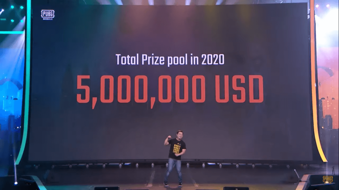 Esports Events 2020.Pubg Mobile Announced Prize Pool Of 5 000 000 Usd For Its