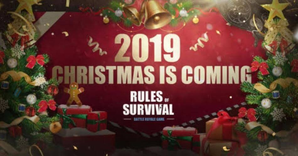 Rules of Survival Showers Rewards With Christmas Event!