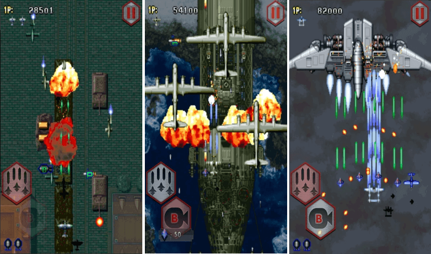 Strikers 1945 classic By Mobirix Is Available For Pre-Registration