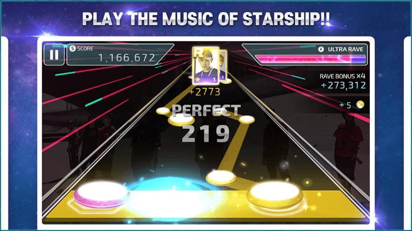 SuperStar STARSHIP Game Review