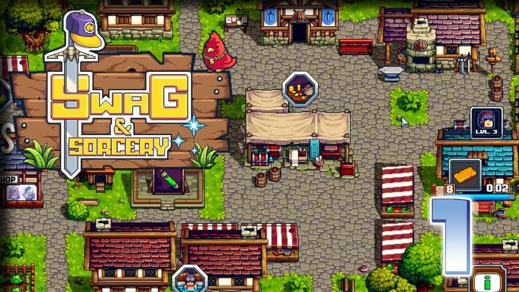 Swag And Sorcery Is An Upcoming RPG Heading For iOS
