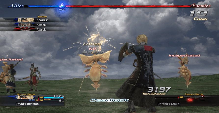 The Last Remnant Remastered Now Available For iOS And Android