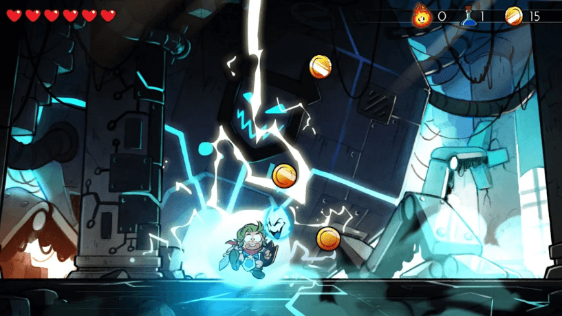 Wonder Boy: The Dragon's Trap Has Been Named As Apple TV's Game Of The Year
