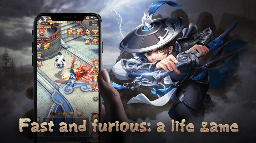 Yong Heroes Game Review