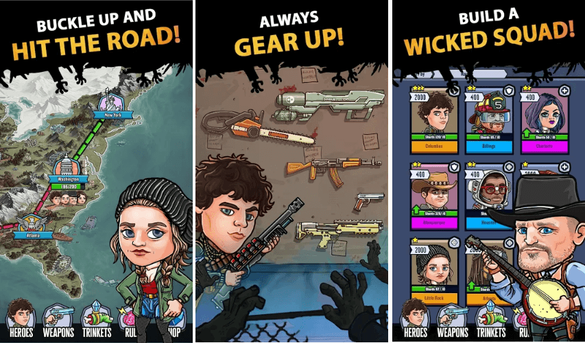 Zombieland: Double Tapper Game Review