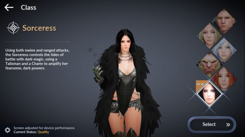 Pearl Abyss Introduced Sorceress Class In Black Desert Mobile