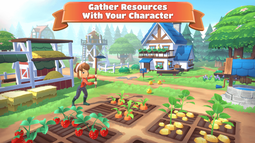 Big Farm: Story Is A Farming Simulation Game Available For Android Devices