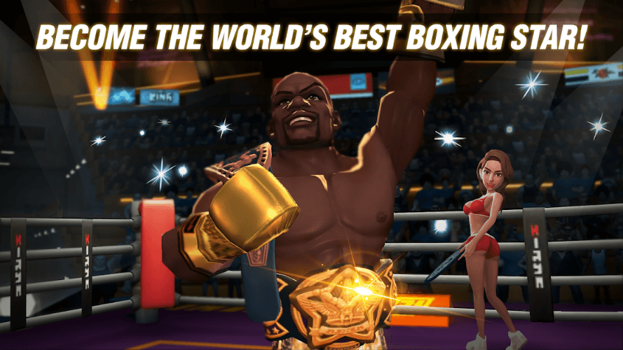 Boxing Star Gets Updated With Beta For Its Upcoming Fight Club Battle Mode