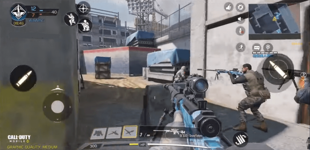 COD Mobile New Cage Map Leaked Online
