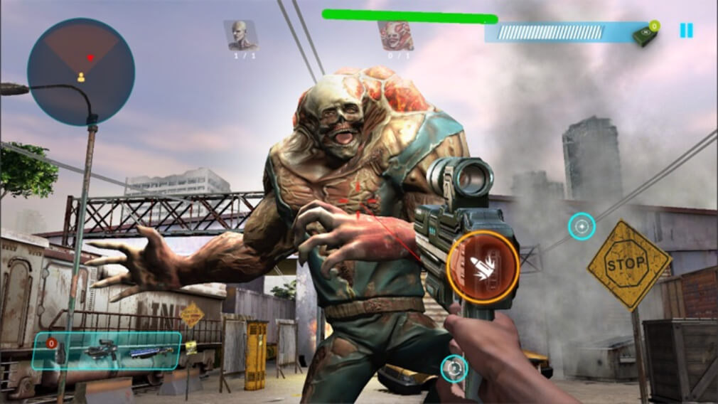 Devil's Eyes A Zombie Game Arriving On iOS Next Week