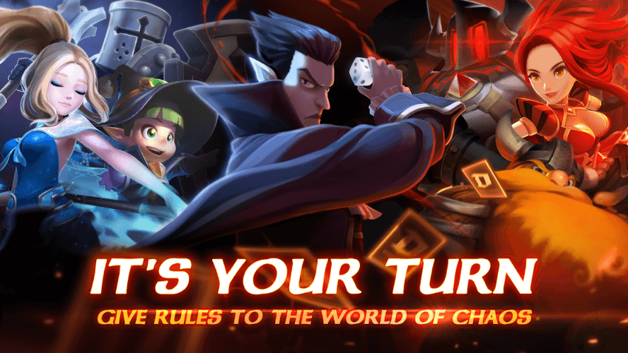 Dicast: Rules of Chaos Card Strategy Game Is Available For Pre-Registration On Android & iOS
