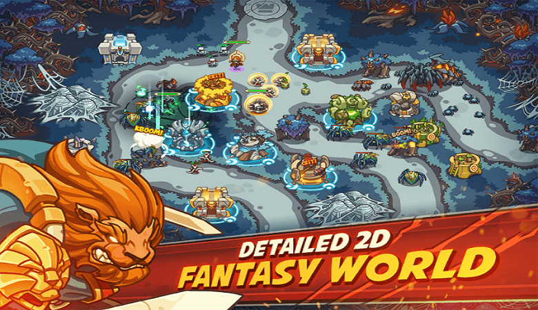 Empire Warriors Premium: Tower Defense Games Is Available For Free On Play Store For Limited Time