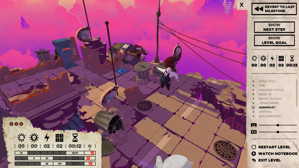 Felix The Reaper Is An Upcoming 3D Puzzler For iOS